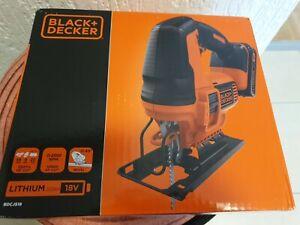 Black & Decker BDCJS18 Elektrische Stichsäge