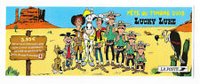 LUCKY LUKE STAMPS 2003 FETE DU TIMBRE SET  UNUSED MINT FULL GUM   BC3546a