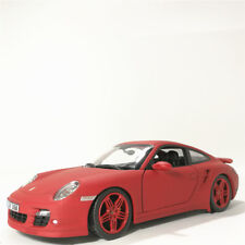 Porsche 911 TURBO(997) Diecast Car Model 1:24 Collection Toy Gift