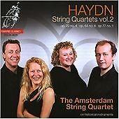 Franz Joseph Haydn - Haydn: String Quartets, Vol. 2 [SACD] (2009)