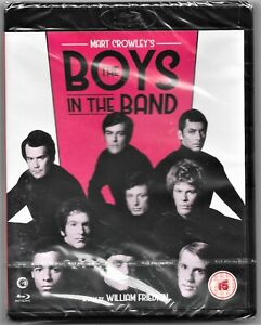 William Friedkin's: Boys In The Band Blu Ray Region B Includes Registered Post