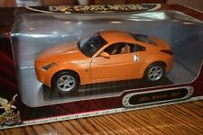 Yat Ming Road Signature Deluxe Edition 2003 Nissan 350Z  1:18 Scale In BOx