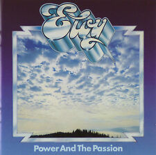 CD - Eloy - Power And The Passion - #A1542