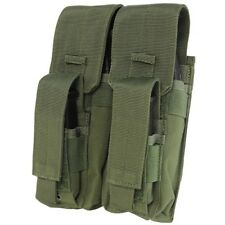 Condor MA71-001 Tactical Kangaroo Magazine Pouch OD fits 2 Rifle & 2 Pistol Mags