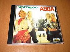 ABBA - WATERLOO - CD ALBUM 11 TRACKS AUSTRALIA ( LIKE NEW MINT )