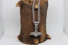 schmuck Kette Kelten Wikinger Vikings Halskette Thorshammer Thors Hammer 3