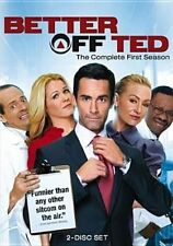 Better off Ted Season 1 DVD The Complete First Series One