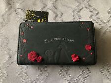 Loungefly Disney Sleeping Beauty Aurora Maleficent Once Upon a Dream Wallet Nwt