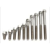 M10*20-55mm x1.25 Pitch Ti Flange Hex Head Bolts For Motorcycle Disc Brake