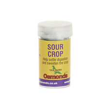 2 x Sour Crop by Old Hand for Racing Pigeons and Faintails