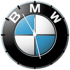 BMW Frameless Borderless Wall Clock Nice For Gifts or Decor W444