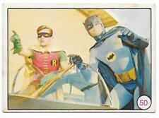 1967 Scanlens Batman BAT LAFFS  # 50 ****