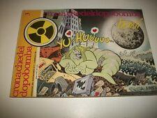 CRONACHE DEL DOPOBOMBA N.3.BONVI.VINCENT EDIZIONI.FEBBRAIO 1989 BUONISSIMO!