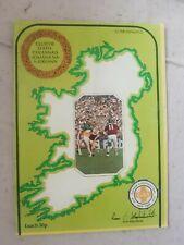 GAA 1984 Hurling semi final Galway V Offaly