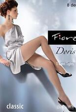 Fiore Doris Classic Sheer To Waist Tights With A Very Soft Sheen 8 Denier