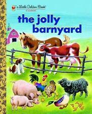 Little Golden Book-The Jolly Barnyard (First Random House Ed-2004) N