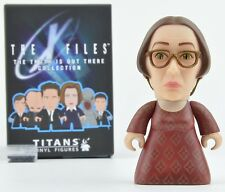 X-Files Titans Truth is Out There Collection Vinyl Mini-Figure - Phyllis