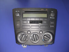 TOYOTA AVENSIS 2004-2007 RADIO CD PLAYER 8612005070  HEATER CONTROL