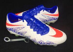 NEW Nike Women's Hypervenom SG PRO ACC White Phinish Soccer Cleats 749692-164 9