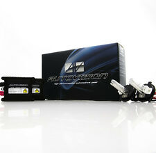 Autovizion H4 HB2 9003 5000K High/Low OEM White HID Xenon Super Slim Kit 35 Watt