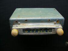 Vintage Antique FORD Motorola #403 41105 - Radio w/ Speaker 1951? 52? UNTESTED