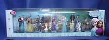 Disney ~ Frozen Mega Playset ~ Figurine Cake Topper Anna, Elsa ~ 20 pieces!  NEW
