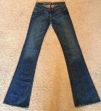 Ruehl No 925 New York 10014 Stretch Flare By Abercrombie Jeans Size 25x32