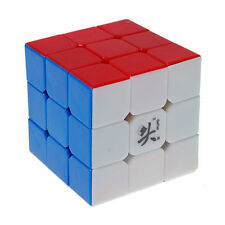 Dayan 5 Zhanchi 3x3 Stickerless Speed Cube 6-color magic cube puzzle 3x3x3