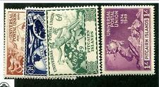 MNH Pitcairn Islands #13 - 16 (Lot #10760)