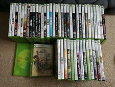 49 Xbox 360 Spiele-Bulk-RESTPOSTEN-viele verschiedene Titel-Bundle
