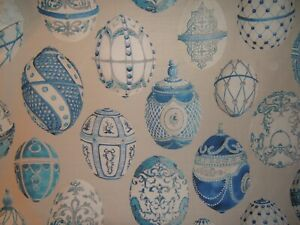 Kravet Couture, Romford, Faberge Eggs Motifs , BTY, Various Colors Available