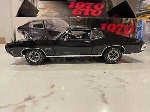 1/18 GMP 1970 PONTIAC GTO, 1/750 - Rare.