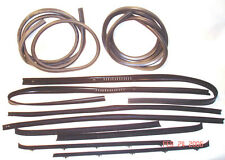 1973 1974 1975 1976 1977 1978 1979 1980 Chevy GMC Truck Door Weather-Strip Kit