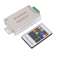 20-Key Wireless RF Remote Controller DC 12-24V For 5050 3528 RGB LED Strip