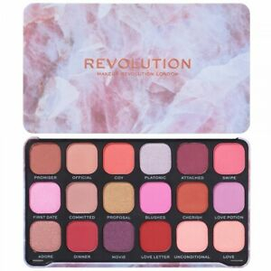 REVOLUTION Makeup Forever Flawless Eyeshadow Palette Unconditional Love 1.1g