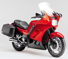 Kawasaki 1000GTR CONCOURS (ZG1000) SERVICE , Owner's  & Parts Manual CD