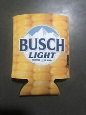 Busch Light Corn Koozie Special Edition