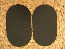 Tessuti e stoffe nera in pelle per hobby creativi