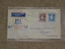 NETHERLANDS-1946-KLM FLIGHT COVER TO SOUTH AFRICA