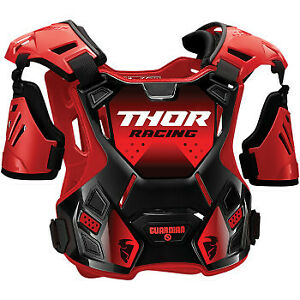 Thor Youth Guardian Deflector Red All Sizes