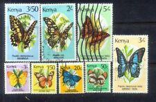Kenya Uganda Tanganyika KUT Stamps Lot 4