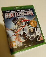 Battleborn battle born Xbox One New Sealed UK PAL Microsoft XB1 multiplayer fun