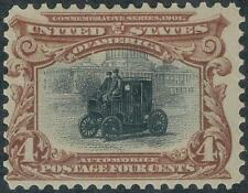 TMM* 1901 Pan Am issue US Stamp single S# 296 F/VF mint/light hinge/old gum