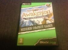 Awakening: The Goblin Kingdom (PC CD), Windows XP, Windows Vista, Windo Vid