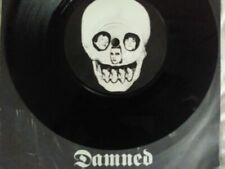 """THE DAMNED STRETCHER CASE BABY / SICK OF BEING SICK ORIGINAL 1977 - 7"""" SINGLE"""