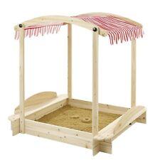 howa Sandkasten / Sandkiste mit absenkbarem Dach
