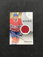 2019-20 UPPER DECK SP GAME USED RYAN POEHLING ROOKIE SWEATERS JERSEY #ed 26/199