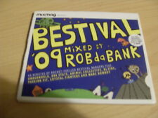 MIXMAG PRESENTS -BESTIVAL 09 MIXED BY ROB DA BANK