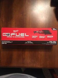 """Milwaukee 2567-20 M12 12 Volt FUEL™ 3/8"""" High Speed Ratchet"""