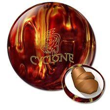 EBONITE CYCLONE FIREBALL 15 LB BOWLING BALL NEW AWESOME BALL HOOK